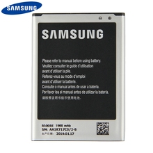 Original Samsung Battery B500BE For Samsung GALAXY S4 Mini I9190 I9192 I9195 I9198 S4Mini Battery 3 pins 1900mAh стоимость