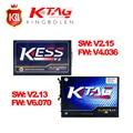 DHL Free Shipping KESS V2 V2.30 V4.036 Firmware + KTAG V2.13 FW V6.070 K Tag ECU Programmer Tool No Tokens Limited Wholesales