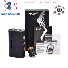E Cigarette THC Storm BF Box Mod Feeder Bottom Squonk Mods Vape Mechanical Mod E Cigarette 18650 20700 21700 vape Vaporizador