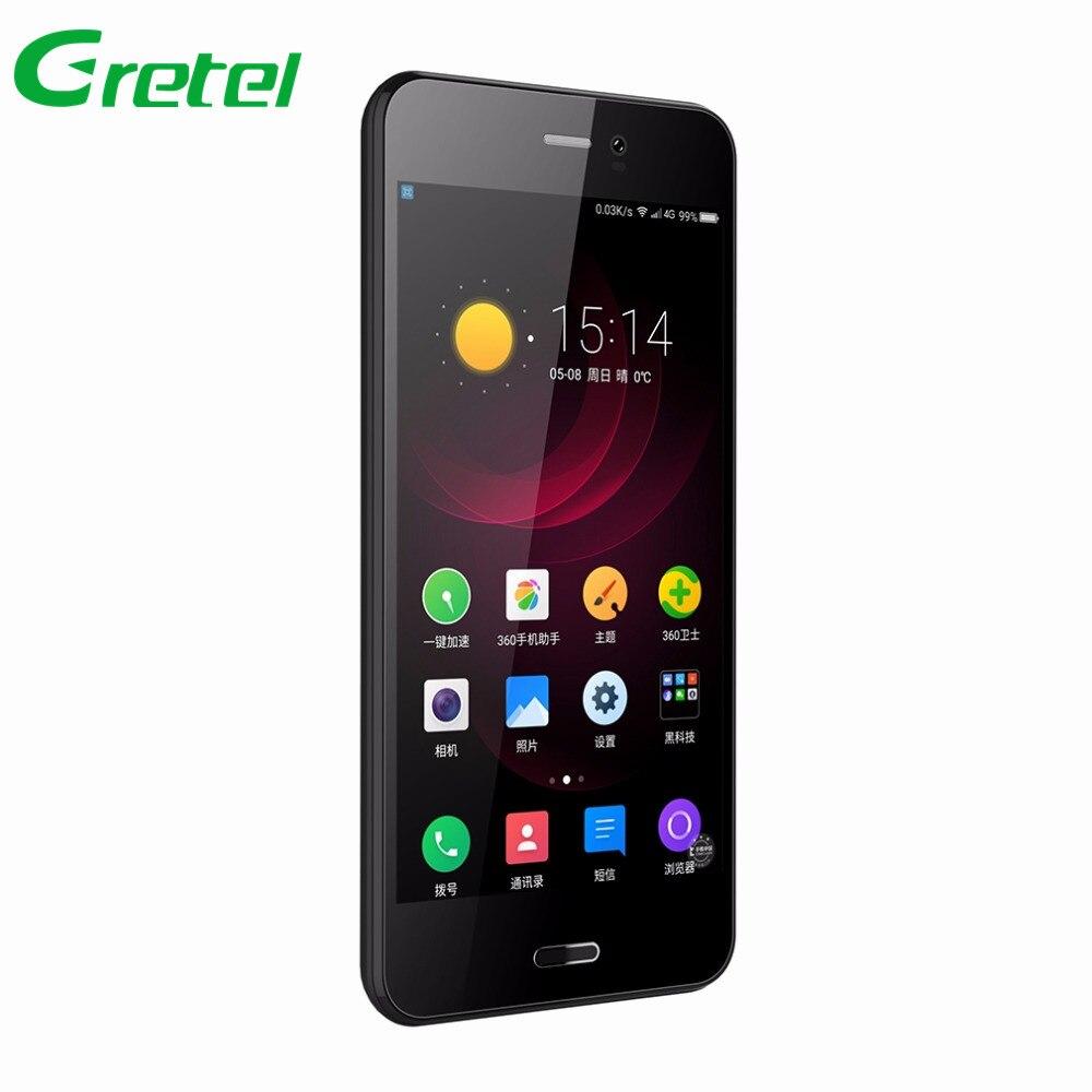 Gretel A7 4.7'' Quad Core Android 6.0 MT6580 1 GB RAM 8GB ROM 8.0 MP Camera Dual SIM GPS 3G Mobile Phone