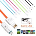 Multi Function LED Micro USB OTG Cable Data Line Charger For Phone LG G5 SAMSUNG