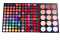 Pro 135 colors Makeup Pallette 60 lip gloss 15 Concealer Camouflage 60 eyeshadow Kit Beauty Cosmetic
