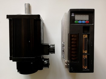 Best price great quality Servo motor set :5N.M 1.5KW 3000RPM AC 110ST-M05030 with Matched Servo Driver and free wiring