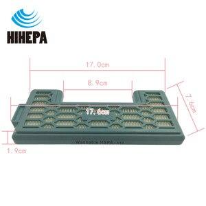 Image 2 - 1 Pack elektrikli süpürge HEPA filtresi için XR 404 VC3720 VC3728 V C5671 V C5681/2/3 V CR483 elektrikli süpürge parçaları # ADQ33216402