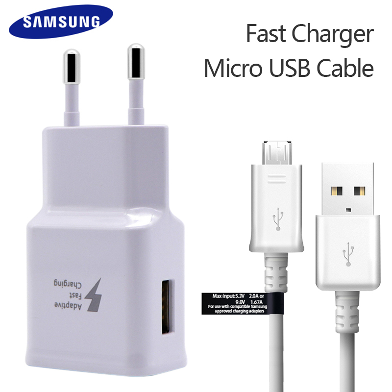 TECHOST USB Wall Charger Adapter Plug Type-C Date Cable Fast Charger Kit Bundle Compatible with Adroid Samsung Galaxy S7 S8 S9 S10 Google Pixel 3 2 XL LG Stylo 4 G7 V40 V35 ThinQ G6 V30S