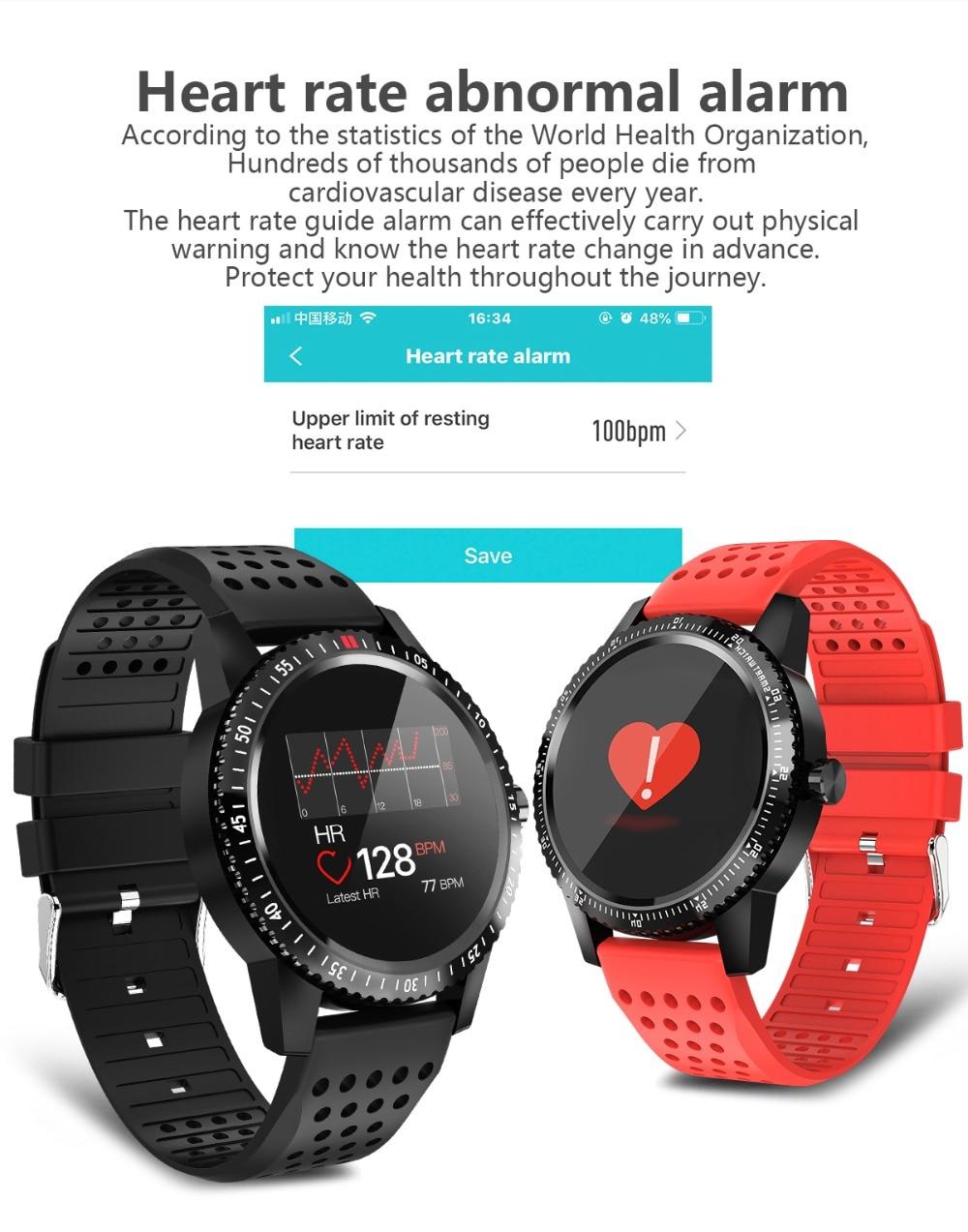 DIGOOR Smart Watch women IP67 waterproof Support Blood pressure  Women Cycle monitoring GPS tracker Heart rate Fitness bracelet Smartwatch (9)