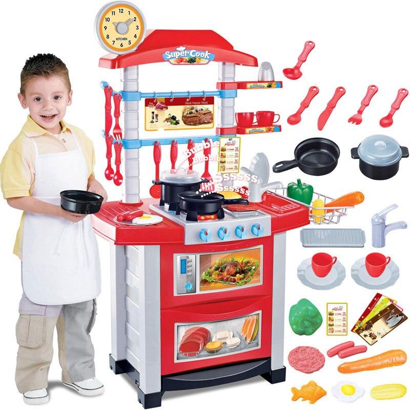 kitchen toy set. . best selling plastic children cooking food set