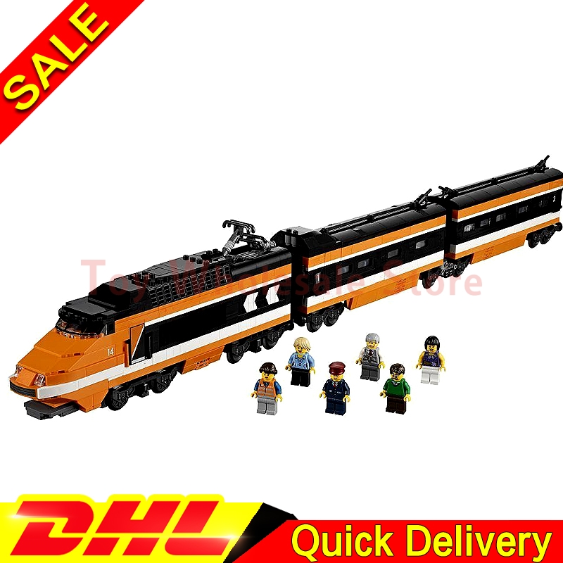 LEPIN 21007 Technic Series The Horizon Express Building Blocks Bricks Set Assembled lepins Toys Gift Clone 10233 lepin 22001 pirates series the imperial flagship model building blocks set pirate ship lepins toys for children clone 10210