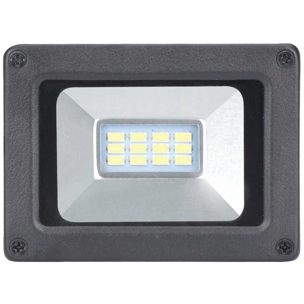 LED Flood Light 10W 20W 30W 50W 100W Floodlight LED Spotlight Outdoor Lighting Projector Reflector Wall Lamp 220V Garden Square