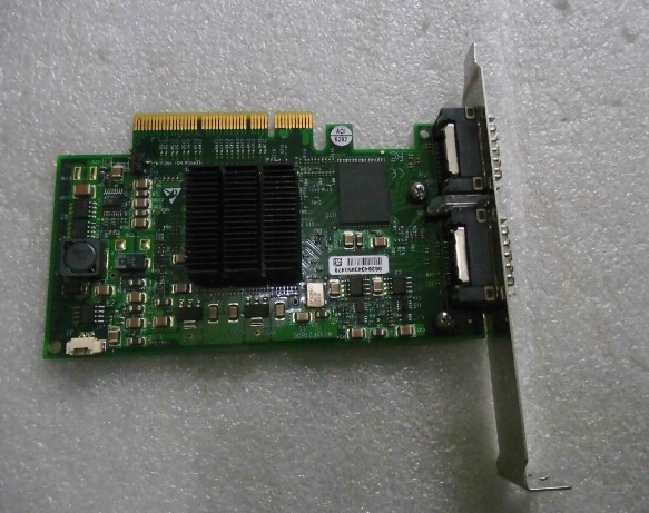MHEA28-XTC dual 8x INFINIBAND 10GB PCI-E HCA Card Original 95%New Well Tested Working One Year Warranty