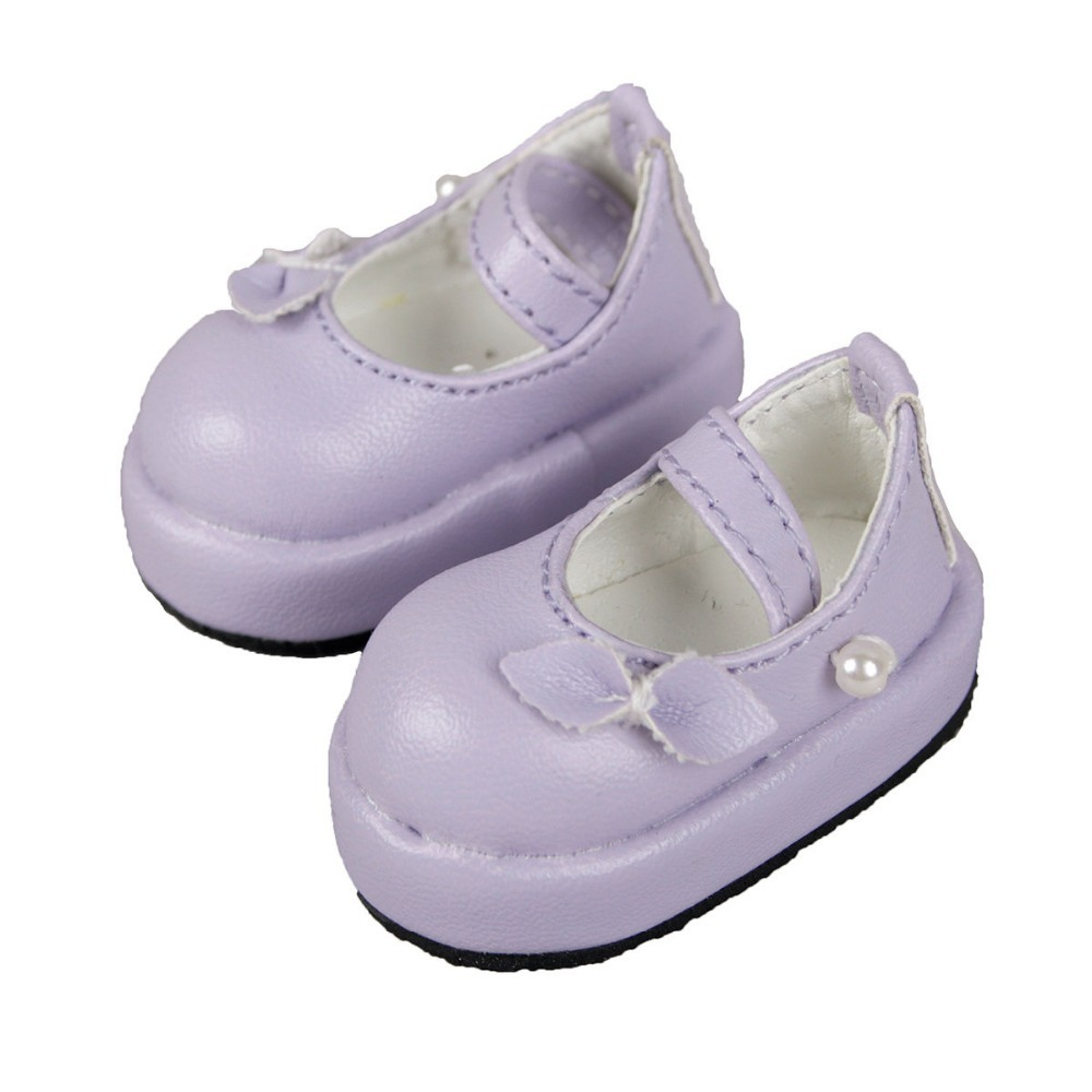 [wamami] Purple Cat Pattern Shoes For 1/6 SD DOD AOD DZ LUTS BJD Dollfie купить