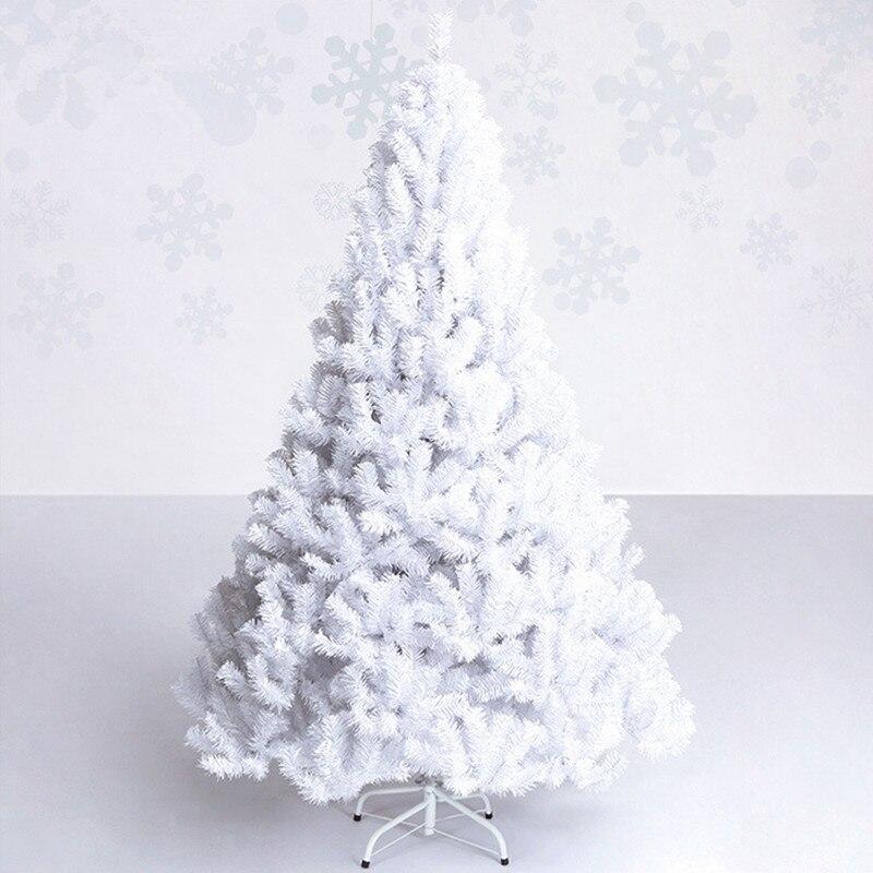 rbol de navidad blanco