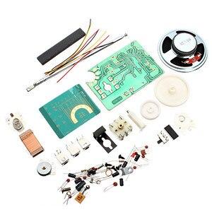 Image 2 - Neue Ankunft SW BIN Radio Elektronik Kit Elektronische DIY Learning Kit (Gelegentliche Farbe)