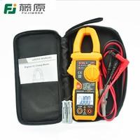 FUJIWARA Digital Clamp Meter Digital Multimeter Ammeter Resistance/ AC / DC/ Voltage