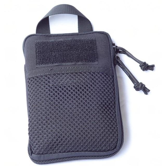 Kongqiabona-UK Mini Tactical Molle Edc Compact Pocket Organizer Pouch Molle Gadget Edc Utility Pocket Pouch Organizer