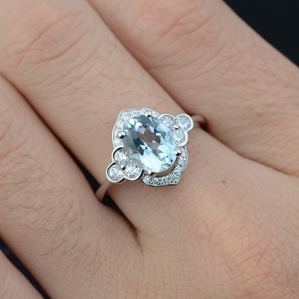 march promise aquamarine heart cut il zoom fullxfull ring listing wedding sterling silver gemstone birthstone rings hk en natural