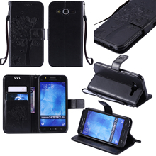 Case for Samsung Galaxy J5 j 5 500 2015 Flip Phone leather Cover sm j500 J500F J500fn J500H J500h/ds SM-J500F SM-J500H SM-J500fn