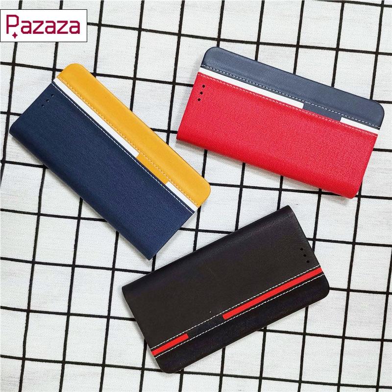 Vivo V9&Y85&Y81&Y71 Leather Case,Magnetic Back Card Slots Wallet Cover For Vivo V9&Y85&Y81&Y71 Phone Flip Leather Cover