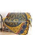③Essie Home гороскоп синий ковер для дивана Гостиная ...