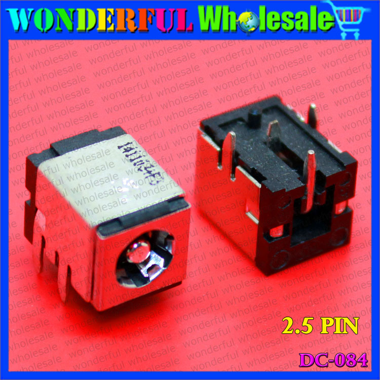 !! DC POWER JACK PLUG SOCKET CONNECTOR FOR ASUS N73S N73SV G74 G74S G74SX G74SX-BBK7 G72GX 20pcs 5 5mm x 2 1mm round dc socket panel mounting power adapter dc power jack socket connector plug receptacle plastic