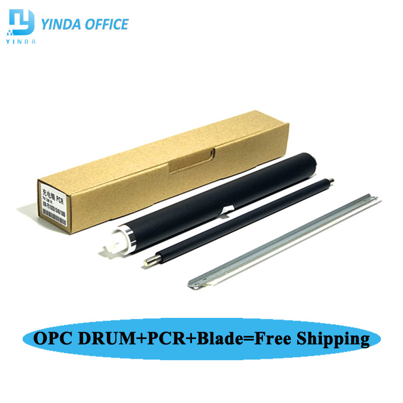 1 set opc drum + PCR roller + drum cleaning blade for kyocera fs1040 fs 1040 fs 1020 m1120 fs1060 1025 1125-in OPC Drum from Computer & Office on AliExpress - 11.11_Double 11_Singles' Day 1