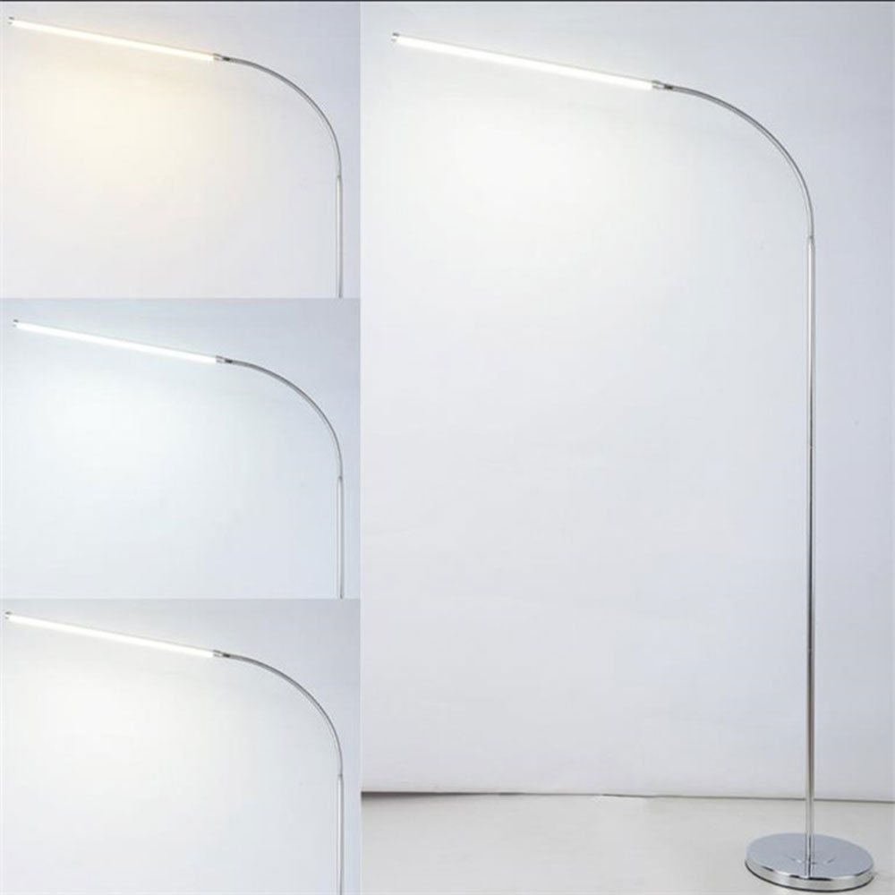 Moderne 9 Watt 12 15 LED Stehleuchte Fernbedienung Dimmbare Stehen Lichter Wohnzimmer Klavier Study