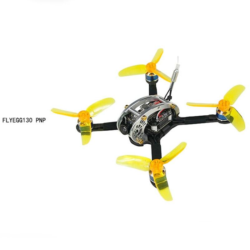 100/130 PNP Unutarnji FPV Racer Mini Brushless Drone KINGKONG Fly Egg - Igračke s daljinskim upravljačem - Foto 2