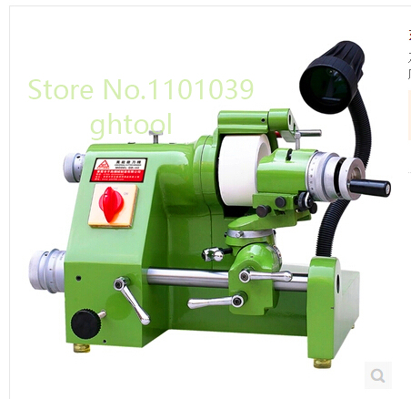 New Arrival 220V Jewelry Tools HSS Knife Sharpening Machine Universal Cutter Grinder jewelery tools