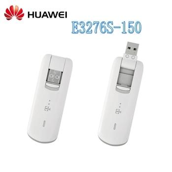 Unlocked Huawei E3276s-150 150Mbps 4G LTE USB Modem WCDMA Dongle Mobile Broadband Data Card +2pcs antenna