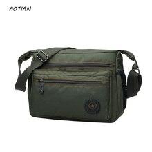 Hot sell 2019 men messenger bags high quality men's travel bag