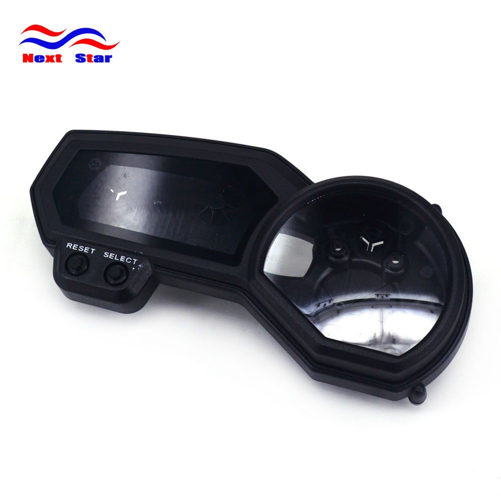Speedometer Odometer Speed table Instrument shell Meter Case Gauge Cover For YAMAHA FZ1  ...