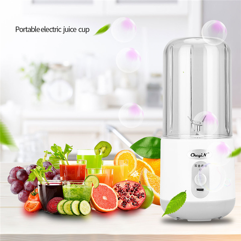 Household Electric Juicer Cup Safety Fruit Juice mixer Mini Portable Rechargeable Juicing Mixing Crush Ice and Blender Mixer 0 usb electric mixing cup rechargeable portable vortex mixer auto blend cup protein shaker bottle vegetables fruit juice blender