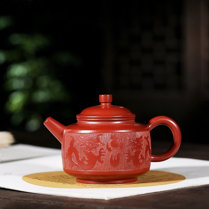 Fan Zehong recommended wholesale manufacturer wholesale bead teapot yixing teapot ore dahongpao ssangyong playFan Zehong recommended wholesale manufacturer wholesale bead teapot yixing teapot ore dahongpao ssangyong play