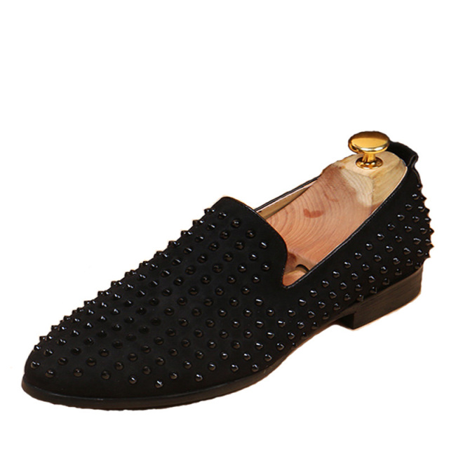 Red Bottom Shoes For Men With Spikes