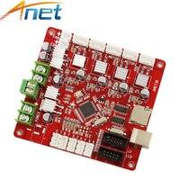 2 pcs Anet V1.0 Commande De la Carte Mère 3D Imprimante Pièces pour Anet A8 et A6 et A3 et A2 RepRap Reprap Prusa i3 3D Imprimante Accessoires