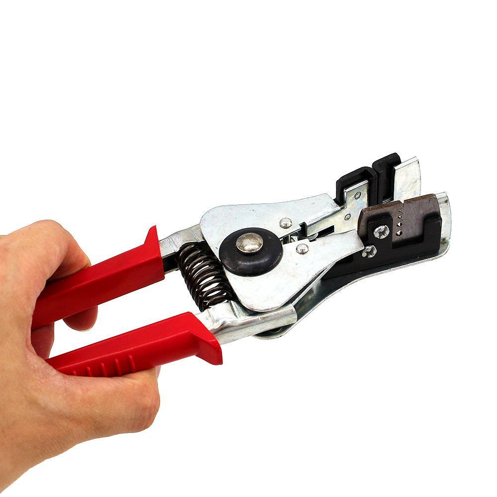 Купить с кэшбэком Automatic Cable Wire Stripper Stripping Crimper Crimping Pliers For Terminals Cutter Multi Hand Tool Diagonal Cutting