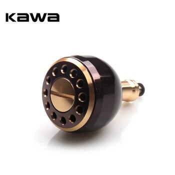 2018 Kawa Fishing Reel Handle Knob, Aluminium Rocker Beautiful Package Accessory, Free shipping