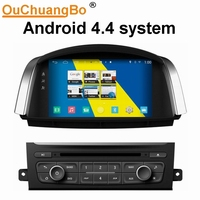 Ouchuangbo S160 Platform Renault Koleos 2014 2015 Audio Dvd Stereo Radio With BT 1024 600 Mirror