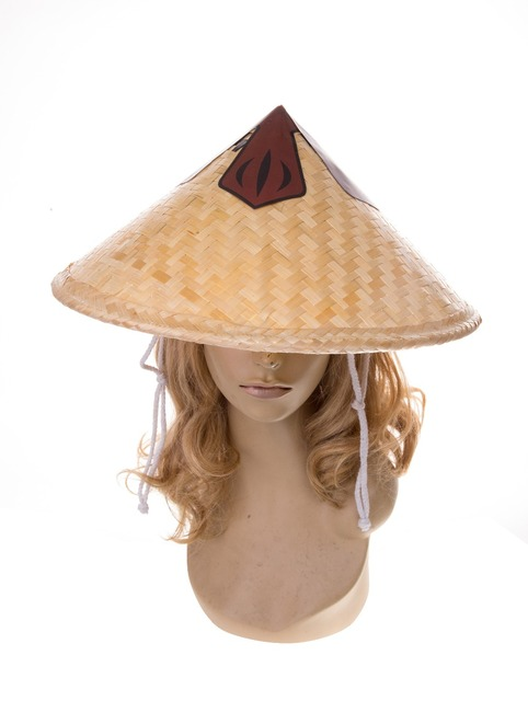eb2ad961f02 Bleach Cosplay Accessories Kyoraku Shunsui Bamboo Hat-in Boys ...