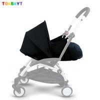 Baby Stroller Accessories Birth Nest Newborn Sleeping Bag For Babyzen yoyo+ Yoya baby Carriages Winter Basket Replacement parts