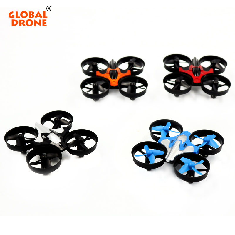 Global Drone Quadrocopter Micro Drone 6 Axis Gyro 4CH RC Helicopter Headless Mode Pocket Dron Toys For Boys Mini Drone (11)