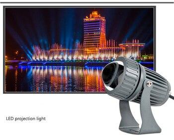 A Arruela Conduzida Da Parede Projecta 100-240 V 10 W Conduziu A Luz De Inundação à Prova Dlandscágua Projectores Spotlight Lâmpada Paisagismo Exterior