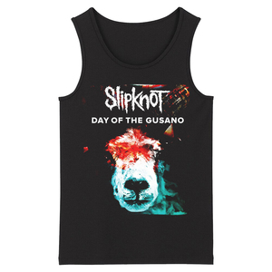Image 3 - Bloodhoof Slipknot New Wave of American Heavy Metal Band Mens Top Tank Asian Size