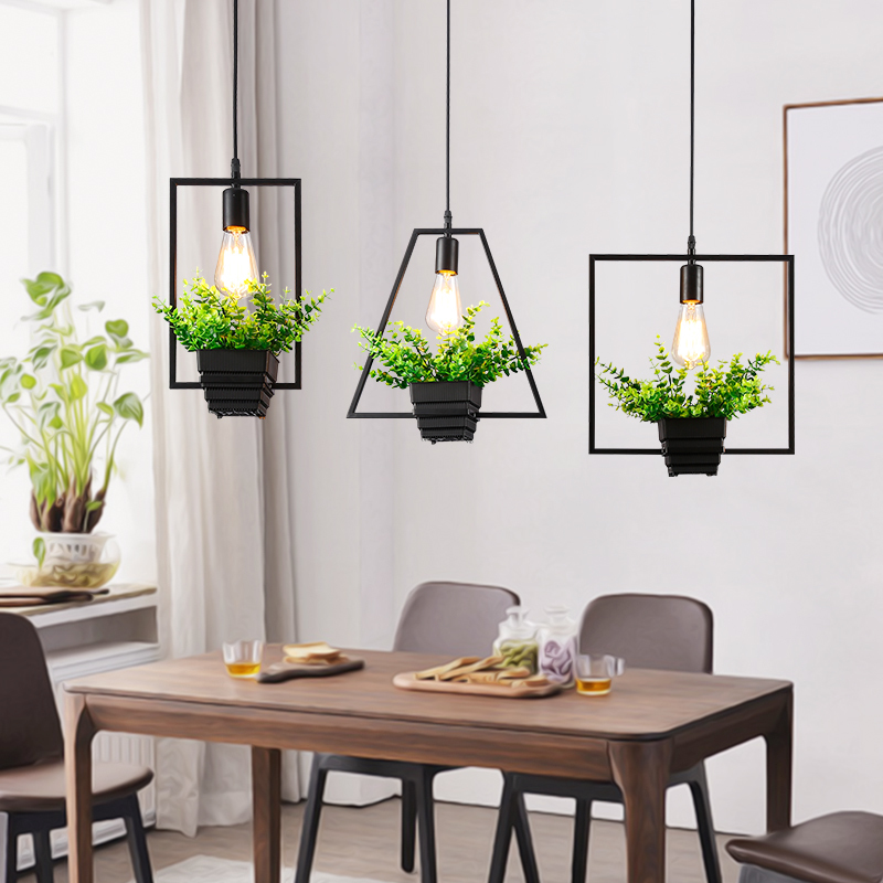 Trazos Pendant Light Modern/Pendant Lights Kitchen Restaurants Bar Decorative Home Lighting Fixture Creative Dining Room Lamp