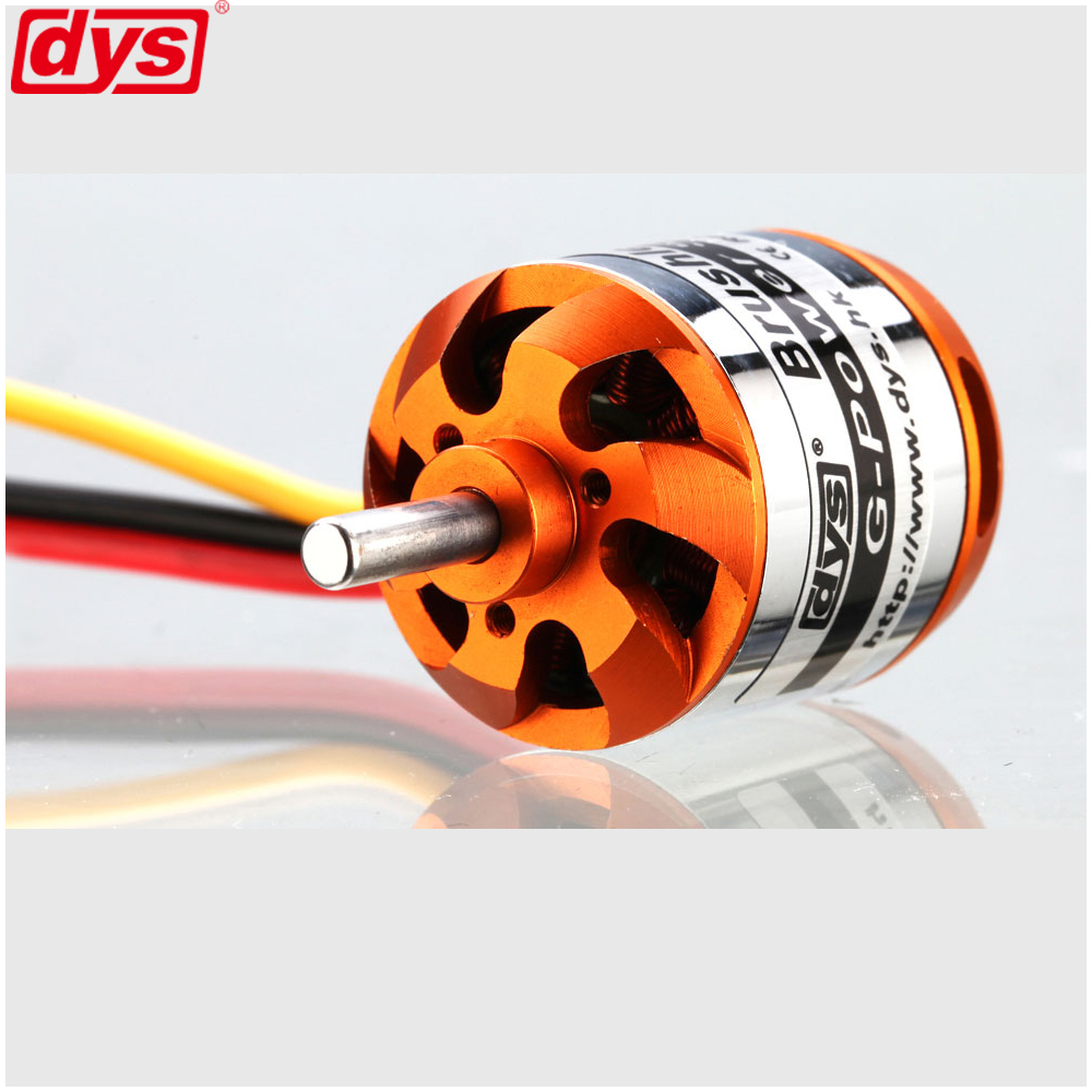 Image 2 - DYS D2836 750KV 880KV 1120KV 1500KV 2 4S Brushless Outrunner Motor For Rc Multicopter-in Parts & Accessories from Toys & Hobbies
