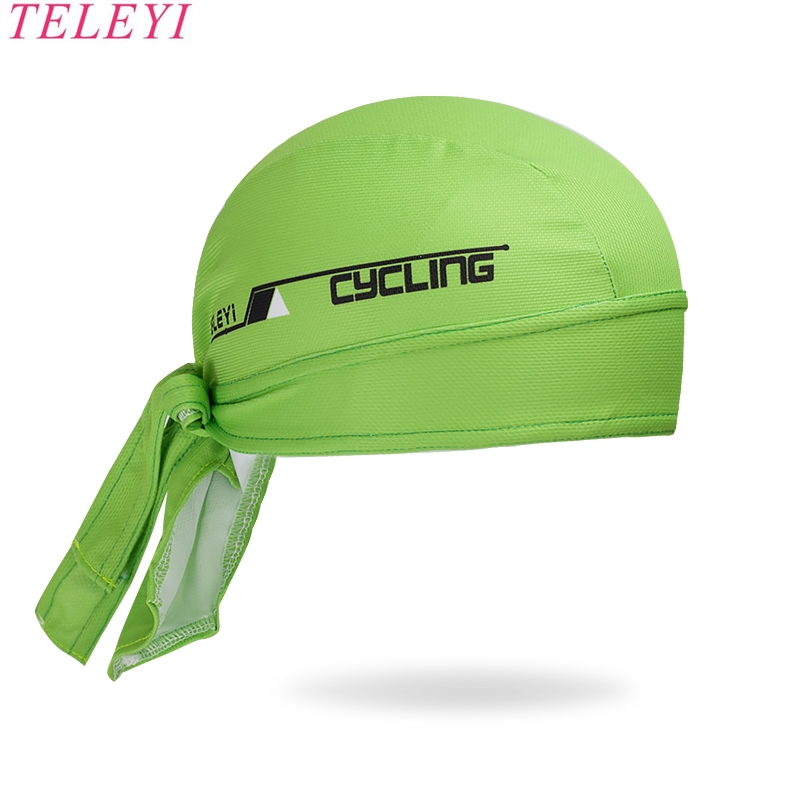 Teleyi Bandana Cycling Cap Anti-sweat Headwear Outdoor Sports Men Baseball Bike Bicycles Team Hats Scarf Bandana Cycling Caps badminton embroidery snapback caps cotton baseball cap women casual hip hop hats summer spring dad hat for men adjustable size