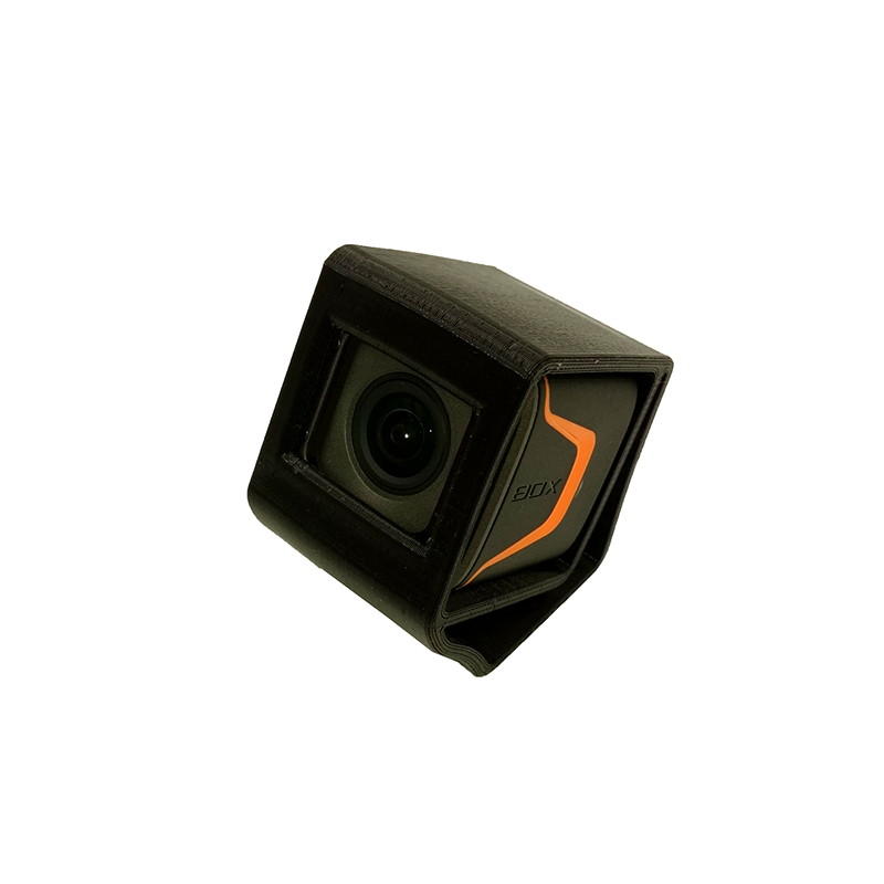 Black/Red/Orange Foxeer BOX 30 Degree TPU Camera Mount Cover Case Stand Holder Protector For RC Camera Drone Part