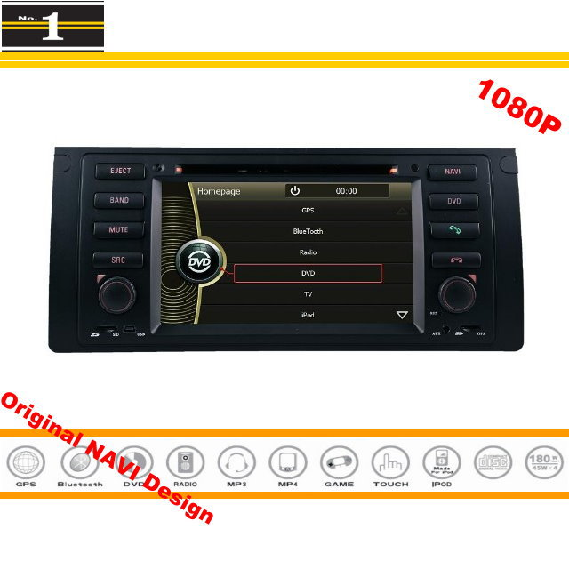 Liandlee For Ranger Rover 2003~2004 Car GPS Navigation Stereo Radio DVD Player HD Screen Original Design System