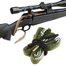Очиститель Rope1Pcs отверстие Змея винтовка/пистолет/очистка дробовика 20 GA Калибр G07 Очиститель Веревка P20