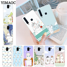 YIMAOC Hippo Cute animal cartoon Protect